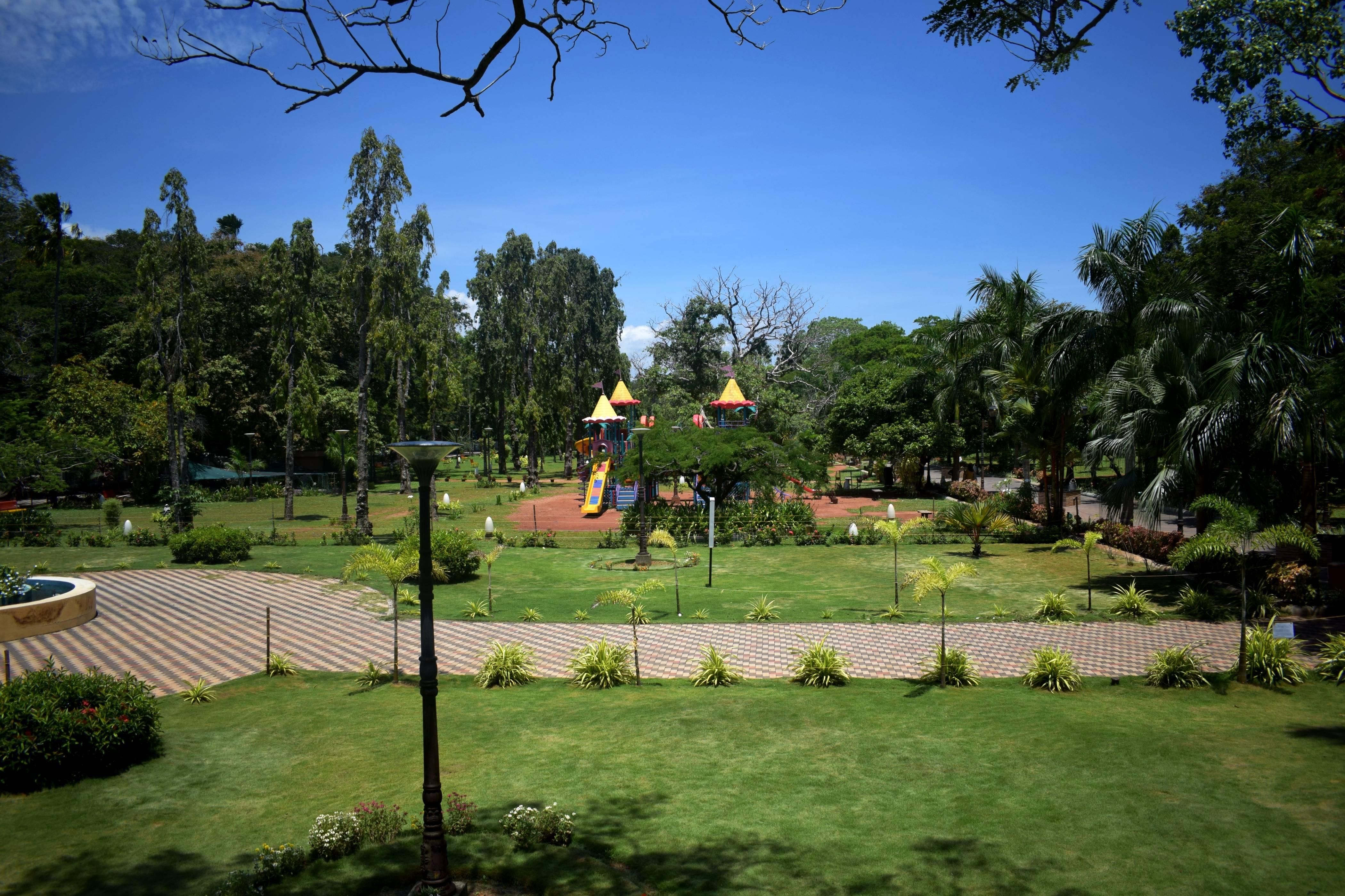 Kochi : Subash Chandra Bose Park